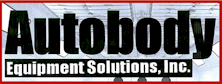 Autobody Equipment Solutions, 60+ years of experience in the Collision Repair Industy